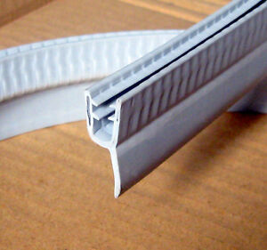 1950mm Extra Long Bath Shower Rubber Seal For 4 6mm Glass