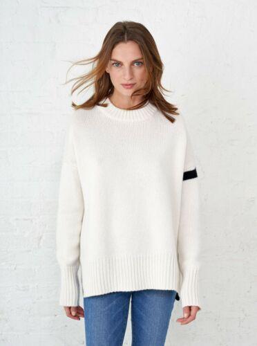 La Ligne Varsity Cashmere Sweater (XS)