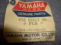 Yamaha Snowmobile Meter Gauge Grommet 839-83517-00 El433 Gp292 0723
