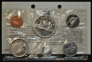 1966-Canada-Prooflike-Uncirculated-Set-Silver