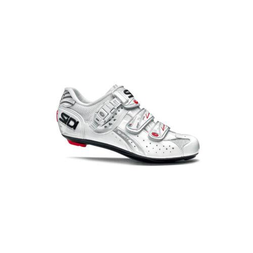 Sidi Genius 5 Road Shoes White 38