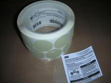"3M 5/"" Diam 35 Grit Trizact Aluminum Oxide Adhesive PSA Disc QTY 25 56565104"