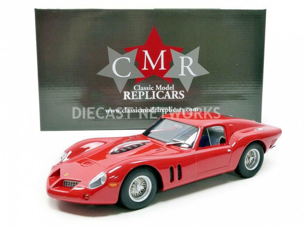 consegna diretta e rapida in fabbrica CMR - 1 18 - FERRARI 250 GT DROGO - - - 1963 - CMR094  consegna rapida
