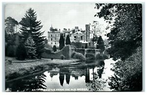 Picture-Postcard-Antrim-Castle-from-the-Old-Bridge-Northern-Ireland