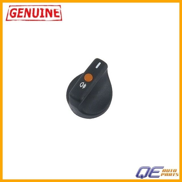 Mercedes-Benz R107 W123 W124 W126 R129 W201 W202 Headlight Switch Knob GENUINE