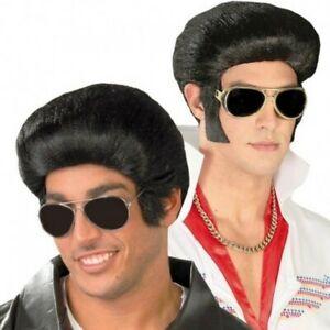 Parrucca originale Elvis Presley