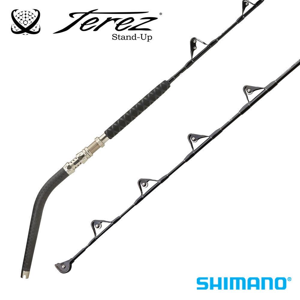 Shimano Terez StandUp Trolling Rod TZCSTMH2SC 5'6 Medium Heavy 2pc
