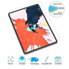 "IPN02 Apple iPad Pro 3rd Gen 12.9/"" Front Screen Protector Anti-glare Matte Cover"