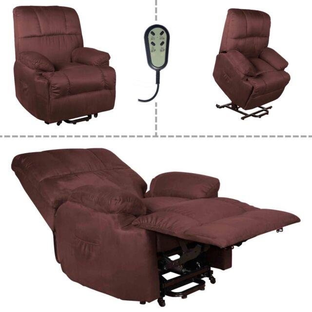 Sessel Fernsehsessel Mit Elektrischer Aufstehhilfe 2 Motoren