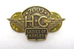 2003-Harley-Davidson-Motorcycles-Eagle-Ladies-of-Harley-HG-Lapel-Pin-1986