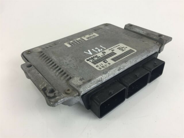 V121 Peugeot ECU Kontrolle Modul Einheit 9635591180 0261206418