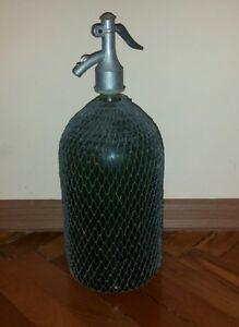 Rare Syphon Seltzer Bottle 2l