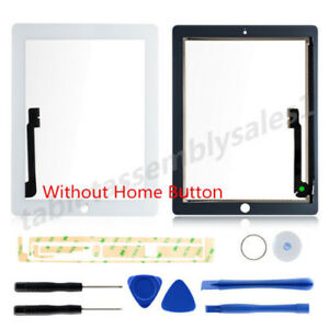 Front-Touch-Screen-Glass-Digitizer-Replacement-For-Apple-iPad-3-A1403-A1416A1430