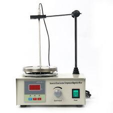 85 2 Magnetic Stirrer Heating Plate Digital Hotplate Mixer 110v 1000ml Us Ship
