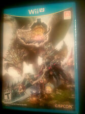 Monster Hunter 3 Ultimate Nintendo Wii U New