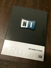 Native Instruments Scarbee MM-Bass Software Kontakt Mac/PC 1970s disco and funk!