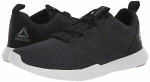 35557d705187 Image is loading Men-Reebok-Reago-Pulse-Running-Shoes-CN5125-Black-
