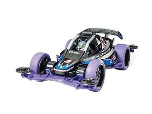 Details about Tamiya Racer Mini 4WD Series No 85 Mini 4WD Wolf VS Chassis  18085