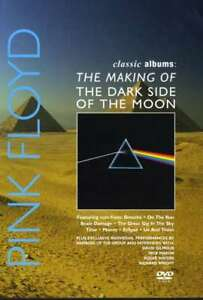 Pink Floyd - The Making Of The Scuro Lato Luna - Album Classici Nuovo DVD