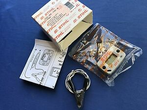 NEW Genuine STIHL Tachometer EDT 9 Tach 5910-850-1100 OEM