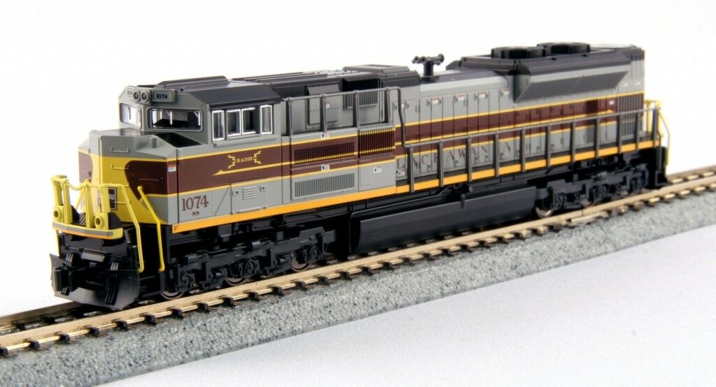 176-8503 SD70ACE KATO Train N 1 160