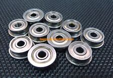 Stainless Steel Miniature Ball Bearing WJB SFR6-ZZ Flanged