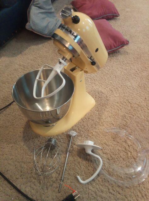 Kitchenaid Ksm90 300w Stand Mixer For Sale Online Ebay