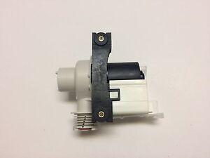 Frigidaire Electrolux 137221600 Drain Pump 137108100