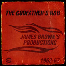 """THE GODFATHER'S R&B  """"JAMES BROWN'S PRODUCTIONS 1962-67""""  22 KILLER TRACKS"""