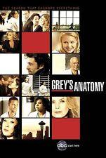 Grey's Anatomy: The Complete Sixth Season [6 Discs] (DVD Used Very Good) WS