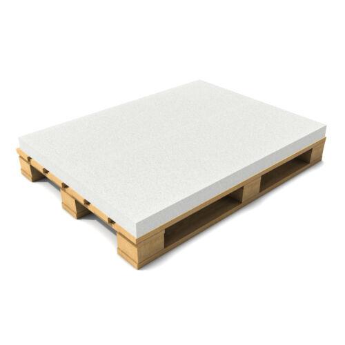 ® materiale espanso 120x80x8cm materasso tavolozze EDIZIONE tavolozze Cuscino Imbottitura NUOVO CASA