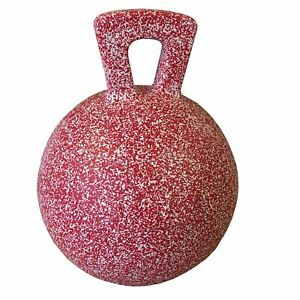 Kerbl 32398  Cheval Balle /à Jouer 25 cm Rouge