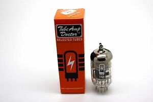 Tad 12ax7a-c 12ax7 Rt001 High Gain Vacuum Tube - Tube Amp Doctor Qtdangp0-07165332-336226699