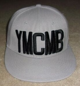 YMCMB Trucker Hat Cap-Young Money Cash Money Billionaires-Flat Bill ... 4acd4277311