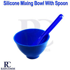 Plastic Mixing Spatula Alginate Flexible Mixing Dental Silicon Impression Tools