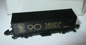 Marklin-Z-8615A244-Wagon-de-Containeur-034-Rolls-Royce-95-034-95714-gt