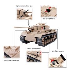 WW2 German Panzerkampfwagen Panther Jagdpanther tank World War 2 Germany MOC gun
