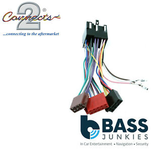 CT20VX02 Vauxhall Opel Astra G Vectra B Corsa C ISO Wiring Harness
