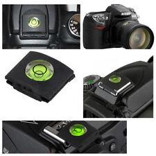 2Pcs Camera Hot Shoe Bubble Spirit Level Protector Cover For DSLR Canon Nikon