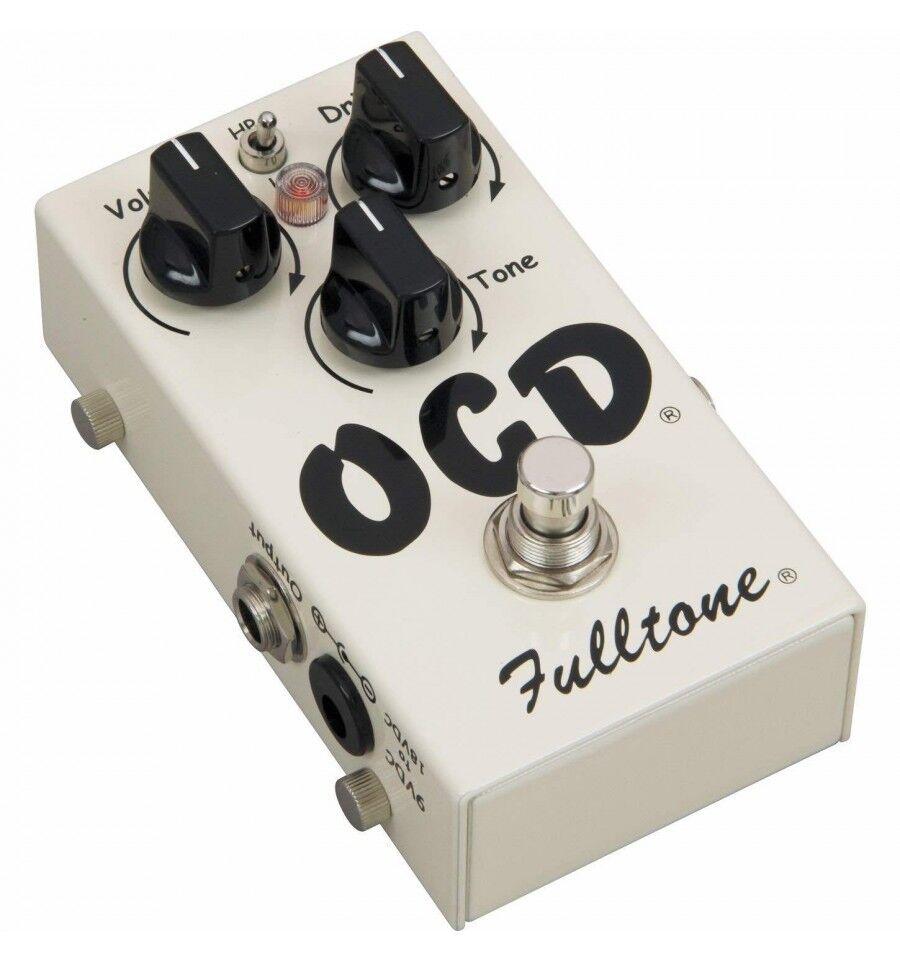 FullTone OCD Obsessive Compulsive Overdrive