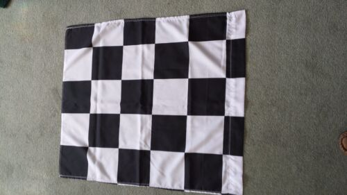 Plus Poles... Yellow Race Flags x 10. Marshal