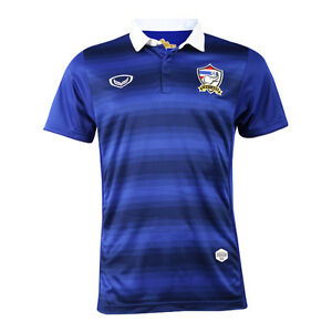 Cheapest 100 authentic thailand national football soccer team jersey