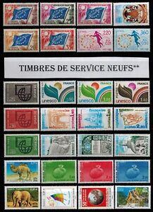 au-choix-votre-serie-timbres-de-service-neufs