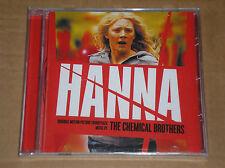 THE CHEMICAL BROTHERS - HANNA: ORIGINAL SOUNDTRACK - CD SIGILLATO (SEALED)