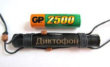 Pen Hidden Digital Voice Recorder Edic-mini Tiny A45S 150hr 1GB Spy Leather bug