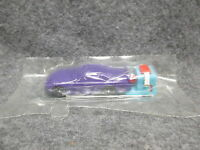 Vintage 1990s ? Mcdonalds Toy Launch Race Car Purple W/ Launcher Sealed