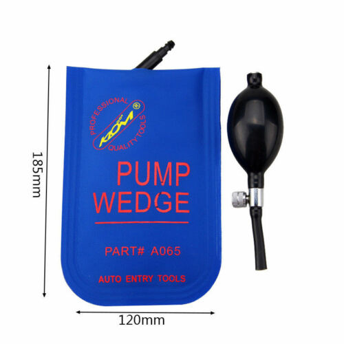 automotive Jack Air Pump Wedge Shim Bag Spreading Tool Align Door Leveling