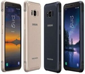 Samsung-Galaxy-S8-Active-SM-G892A-64GB-Unlocked-AT-amp-T-Phone-Good-All-Colors