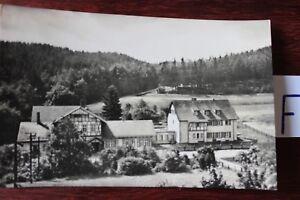 Carte Postale Vue Carte Saxe Ernstroda (kr Gotha)-afficher Le Titre D'origine à Tout Prix
