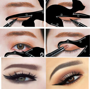 2Pcs-Makeup-Cat-Line-Pro-Eye-Makeup-Tool-Eyeliner-Stencils-Template-Shaper-Model